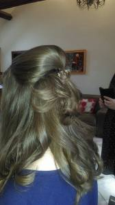 Bridal Hair By Lindsay, Stafford - Jackie's wedding hair trial